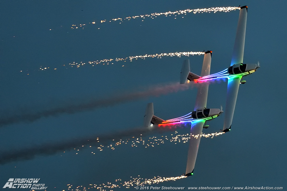 Airborne Pyrotechnics - 2 x Grob198